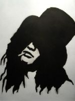 Slash Silhouette by Slayerlane