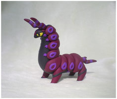 .:Scolipede:. by Foureyedalien