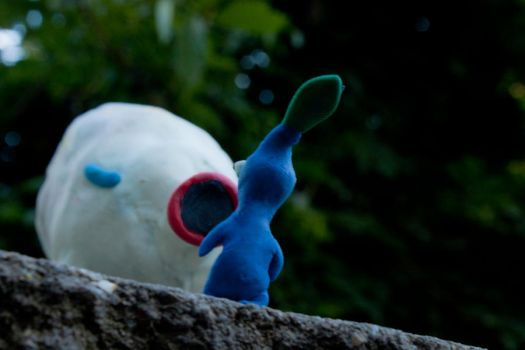 blue pikmin's final stand by evstellar