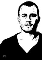 Heath Ledger by manuelgarcia