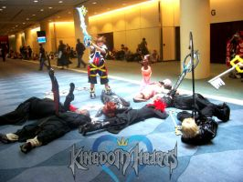 Sora WINS by Cosplay-101