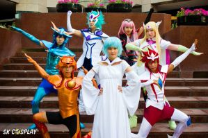 Saint Seiya Omega by HSJ-fanatic
