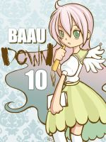 Baau Down 10 Cover Entry by jinnybear