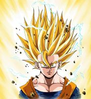 Gohan by eloy1702