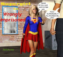 Wrongly Imprisoned COVER by McGheeny