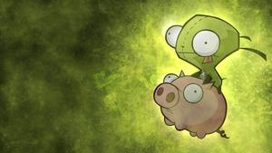 Gir Wallpaper by Jamey4