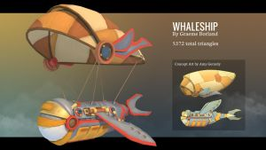 Whaleship by garmee