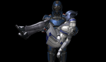 Liara T'Soni Recovered 1 by FallenParty