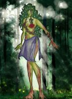 Annateia The Dryad by SpringSmiles