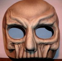 Skull Mask by Rubyfire14-Stock