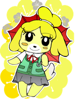 -Isabelle- by Danielle-chan