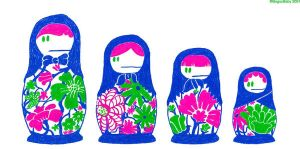 BB Russian Dolls ii by cpowza