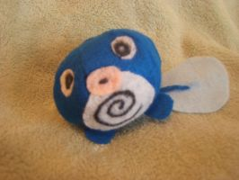 Poliwag Plush by superayaa