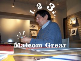 Malcom Grear by kenji2030