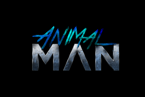 Animal Man - LOGO by MrSteiners