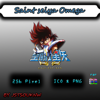 Saint Seiya Omega By Jstsouknw by jstsouknw