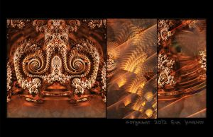 UF12 Fractal Collage by Xantipa2