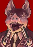 Piggy by Hobbitato