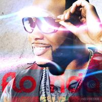 Flo Rida album Cover by steweq