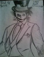 Smart Alex, A Mad Hatter by King-of-Earth