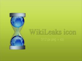 WikiLeaks icon by Juliets-Designs