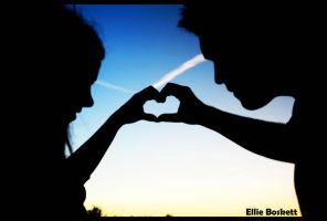 Love Silhouette :D by Ellieee93