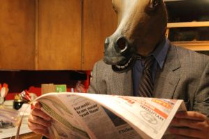 Informed Horse by Team-Horse