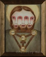 The Trinity: Cabinet Icon by FelicityHart