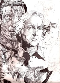 The Mind of James Cameron WIP by bipolarjew24