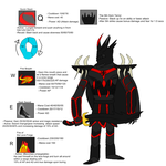 Fordon The 5th horn king (LOL Champion idea) by Killer5x