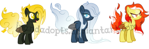 Auction: Team Inspirations : CLOSED by iPandadopts
