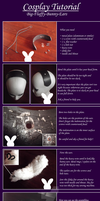 Tutorial - Big Fluffy Bunny Ears by Kanue