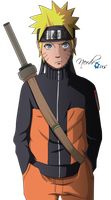 Naruto HD Render 2 by NerDr0us