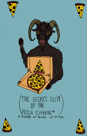 Pizza cult by Momorsa