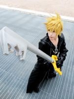 Kingdom Hearts 358/2 : Roxas Organization XIII by Smexy-Boy