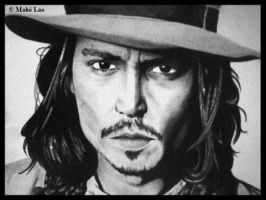 Johnny Depp by Mahe-L
