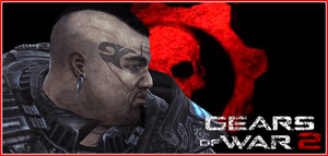 Gears Of War cards by madcap1