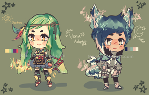 Venia Mini Adopts Auction CLOSED by Kaiet