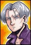 Mini Trunks sketch card by lubyelfears