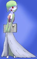 Gardevoir wants to play a game by Resistance-Of-Faith