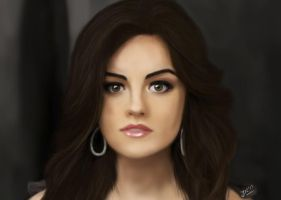 Lucy Hale by Jake-Kot