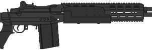 US Navy Mk14M1 EBR by DaltTT