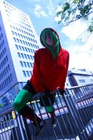 Gumi - Up to the Sky by killerkuerbis
