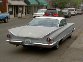 1960 Buick Rear by TomRedlion