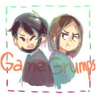 Game Grumps by mallowboo