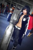 Black Rock Shooter Male by Uchiha-Joey