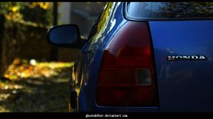 Honda Civic IV by Ghostsk8ter