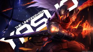 Yasuo the Unforgiven - League of Legends Wallpaper by Soinnes