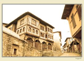 Typical Safranbolu House by TagyK1