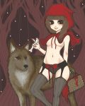 . Red Riding Hood . by patternfactory